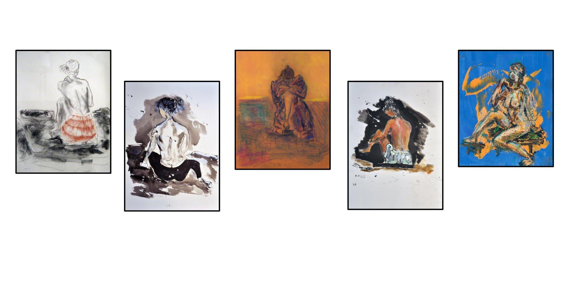 Figurative Art Prints on Canvas